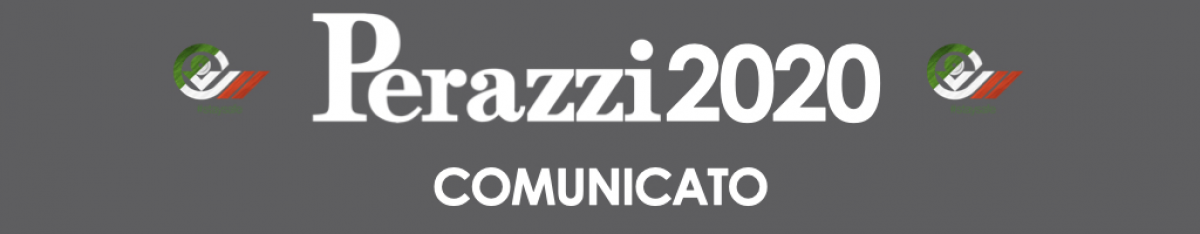 COMUNICATO PERAZZI 2020